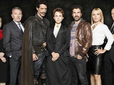 Los actores principales de El Ministerio del Tiempo
