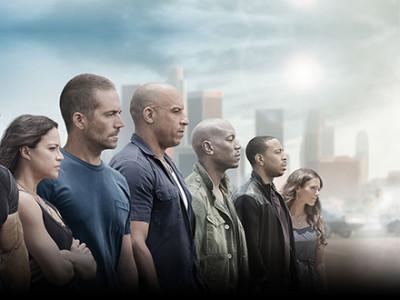 El reparto de Fast & Furious 7