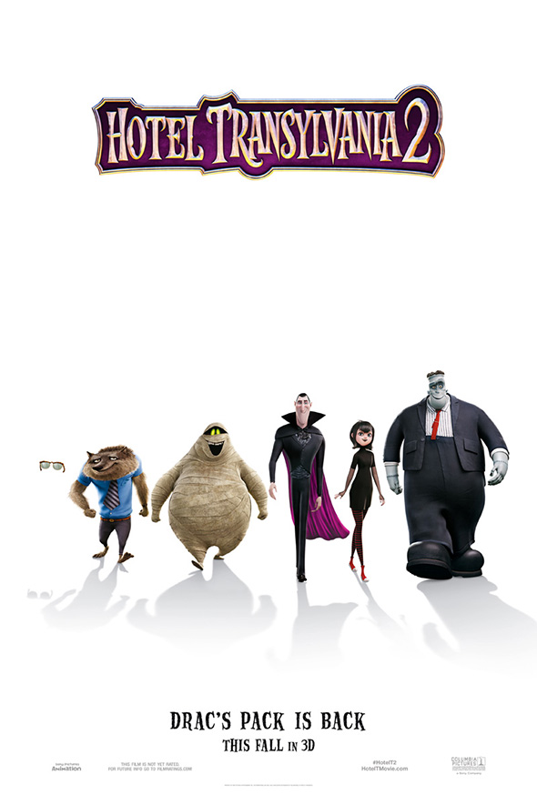 Póster de Hotel Transilvania 2