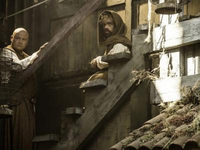 Una imagen del rodaje de Juego de Tronos