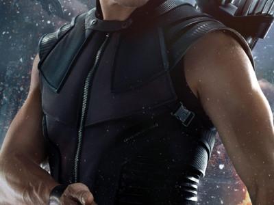 Nuevo póster de Ojo de Halcón en 'Vengadores: la era de Ultrón (Avengers: age of Ultron)'