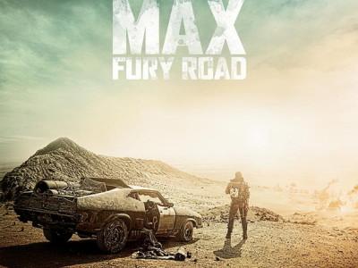 Póster de Mad Max: Furia en la carretera (Mad Max: Fury Road)