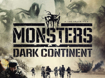 Póster de Monsters: Dark Continent