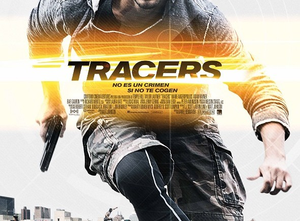 Póster para Tracers