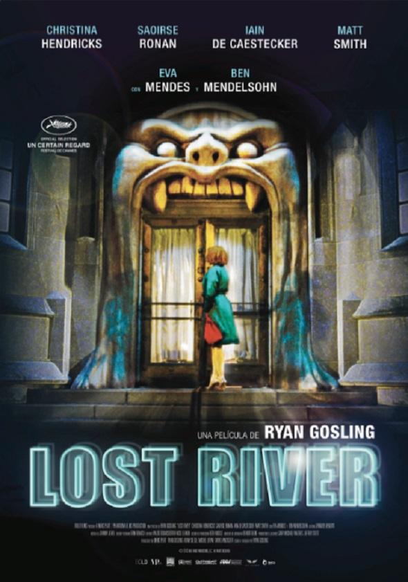 Poster para Lost River