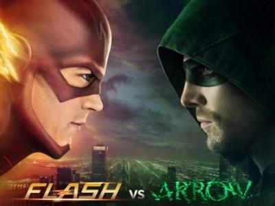 Arrow y The Flash