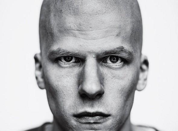 Así lucirá Lex Luthor en 'Batman v Superman'