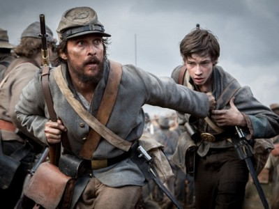 Matthew McConaughey en 'The Free State of Jones'