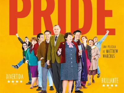 Póster de 'Pride'