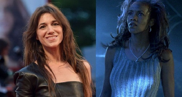 Charlotte Gainsbourg y Vivica A. Fox se unen a la secuela de 'Independence day'