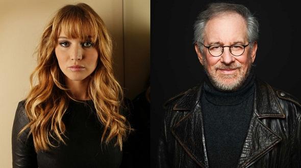 Jennifer Lawrence y Steven Spielberg podrían colaborar por primera vez