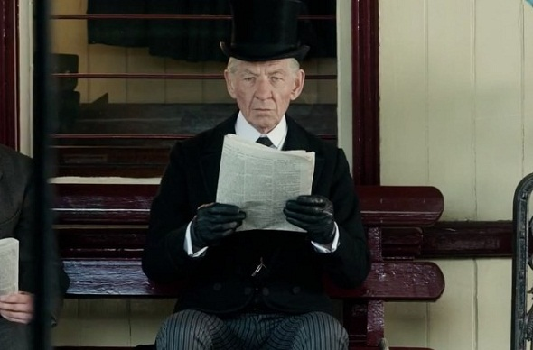 Ian McKellen protagoniza 'Mr. Holmes'