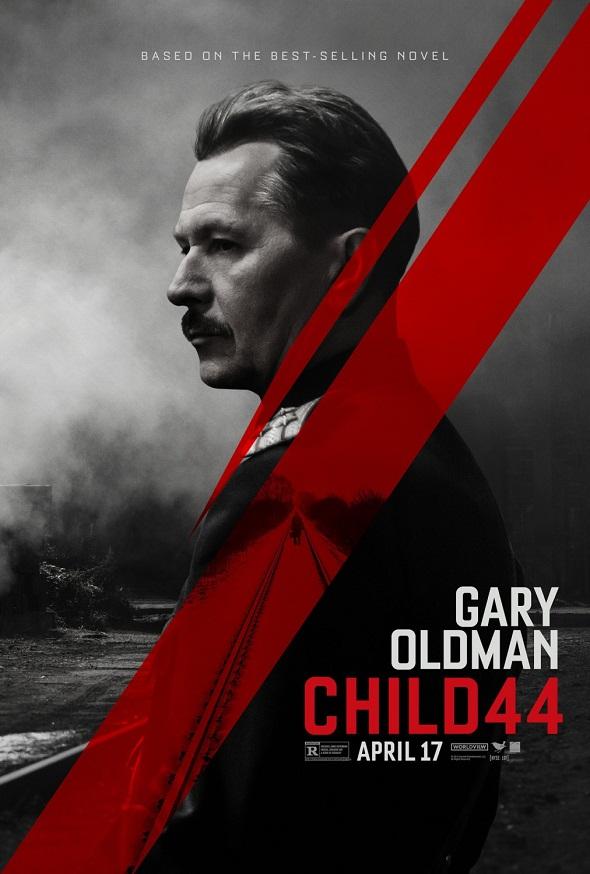 Gary Oldman también tiene póster de 'El niño 44'