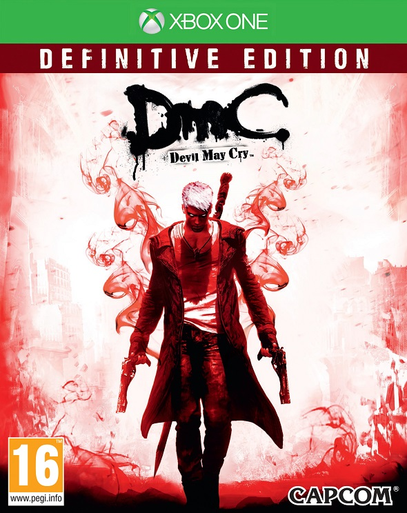 DmC.  Devil May Cry Definitive Edition para Xbox ONE