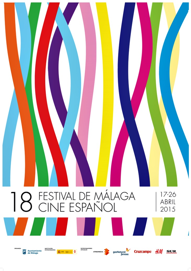 Póster del Festival de Málaga 2015