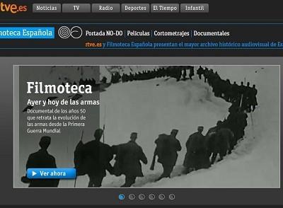 Fondo histórico audiovisual de España