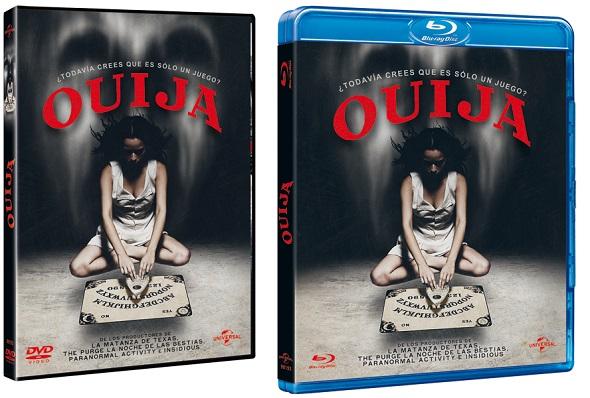 Ouija. Edición DVD y BD