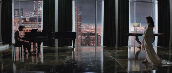 Imagen de la película 'Cincuenta sombras de Grey'