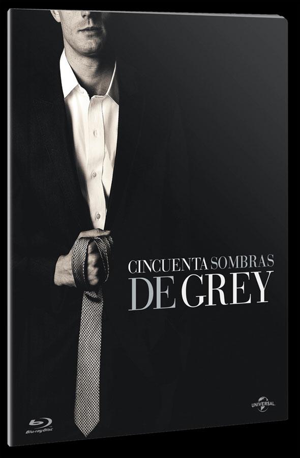 Digibook edición especial 'Cincuenta sombras de Grey'