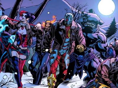 Los miembros del Escuadrón Suicida (Suicide Squad)