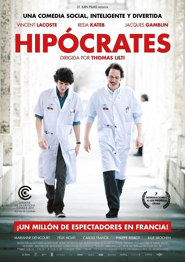Hipócrates de Thomas Lilti