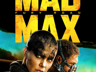 Póster de Mad Max: Furia en la carretera (Mad Max: Fury Road)