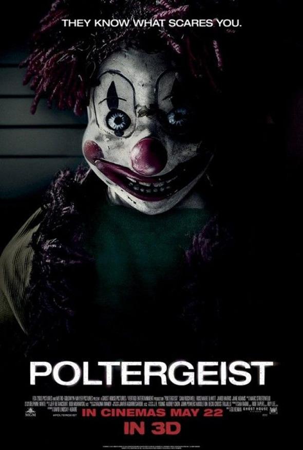 Póster para Poltergeist