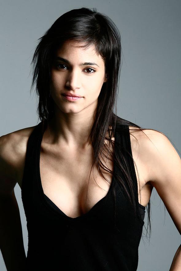 La actriz Sofia Boutella
