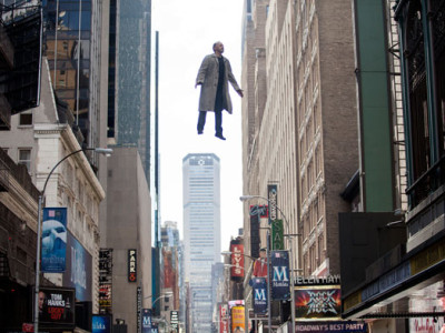 Escena de 'Birdman'