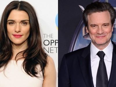Rachel Weisz y Colin Firth llevarán a la gran pantalla la historia de Donald Crowhurst