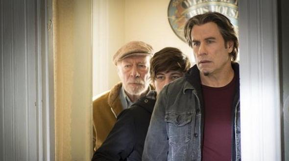 Travolta encabeza el reparto de 'The forger'