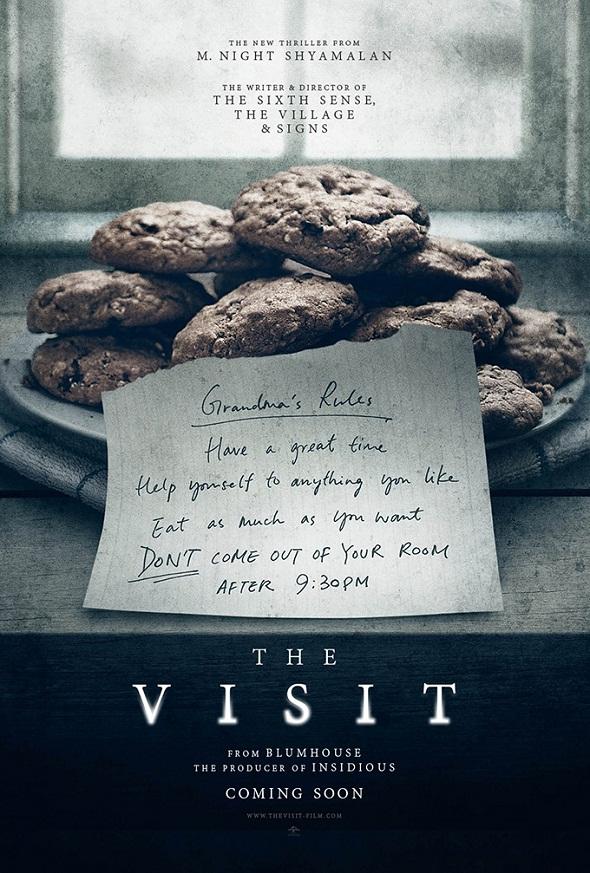 Póster de 'The Visit'