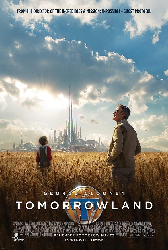 Nuevo póster de 'Tomorrowland'