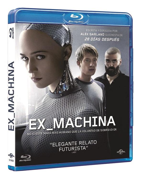 Exmachina edición BD