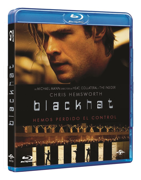 Blackhat edición bluray