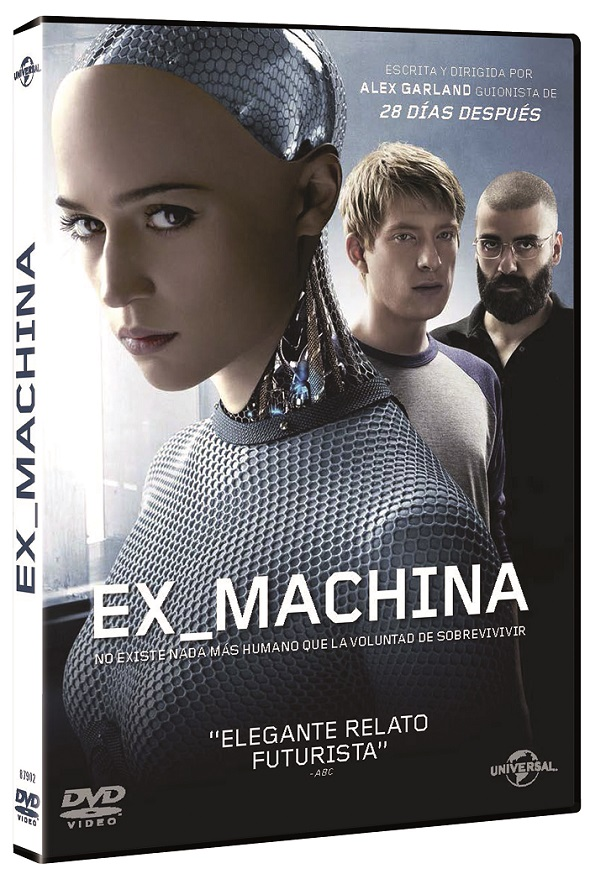 Ex_machina edición DVD