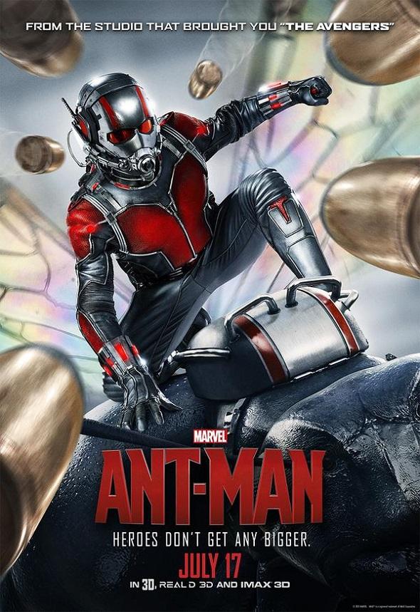 Nuevo póster de Ant-Man