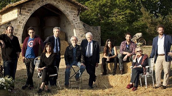 Imagen de rodaje de la secuela de 8 apellidos vascos