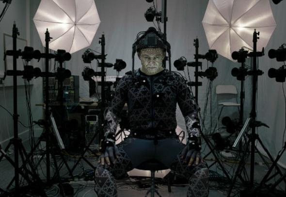 Andy Serkis como Supreme Leader Snoke
