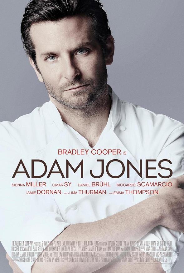 Póster de 'Adam Jones'