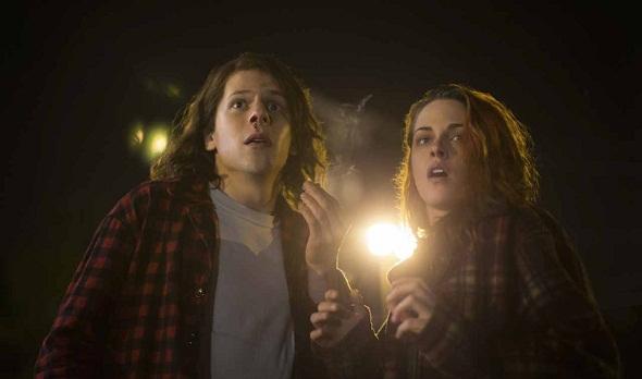 Jesse Eisenberg y Kristen Stewart protagonizan el film