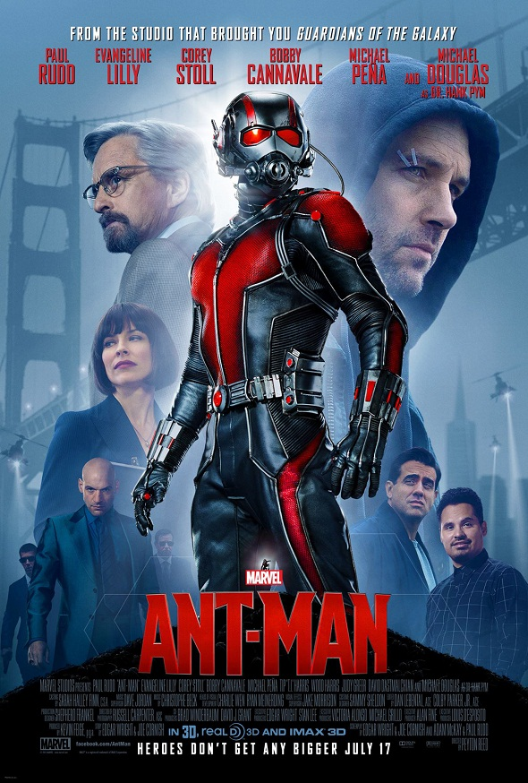 Nuevo póster de 'Ant-Man'