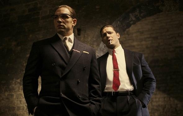 Las primeras imágenes de 'Legend' nos ofrecen a un duplicado Tom Hardy