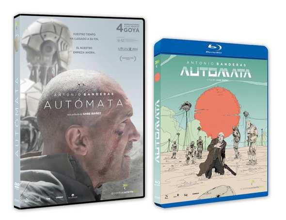 DVD BD de Automata