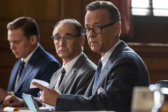 Tom Hanks vuelve a protagonizar una película de Spielberg