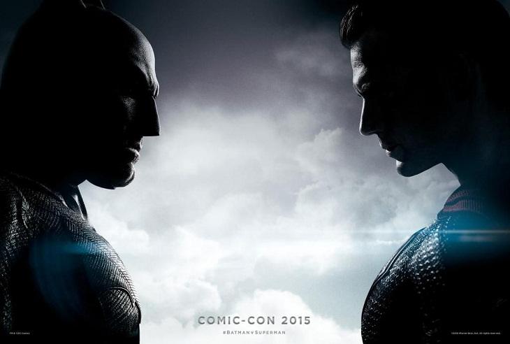 Banner de 'Batman v Superman' para la Comic-Con