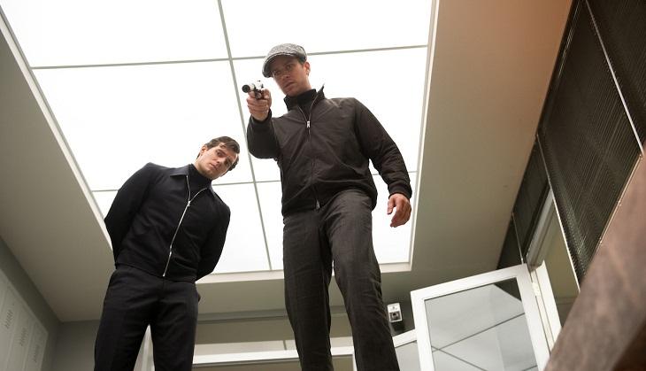Cavill y Hammer, pareja de espías de excepción