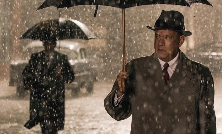 Tom Hanks protagoniza 'El puente de los espías'
