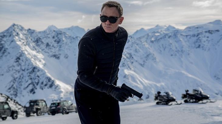 Daniel Craig vuelve a ser Bond en 'Spectre'