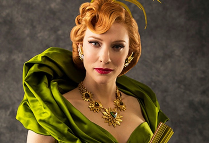 Cate Blanchett en Cenicienta